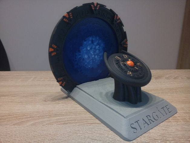 Stargate Decoration